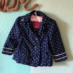 Adorable Cherokee Girl  jacket size 18 months